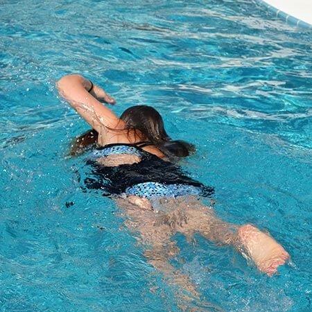 Schwimmkurse für Fortgeschrittene