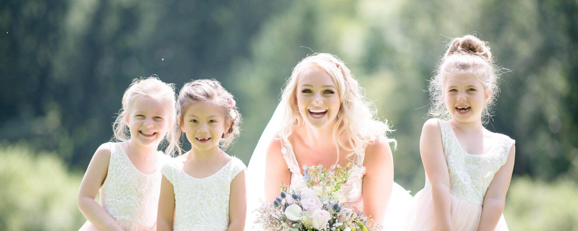 Kinderprogramm auf Hochzeiten