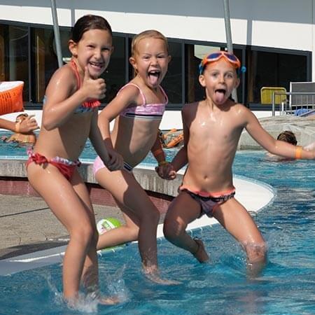 Kinderkarten Schwimmkurse