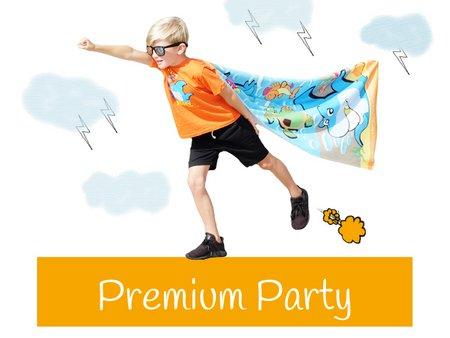 Premium Party 120min