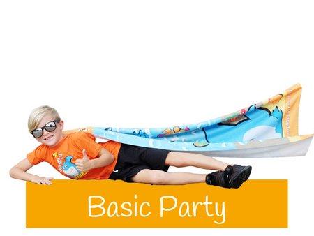 Basic Party 90min